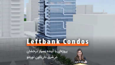 تصویر Leftbank Condos؛ پروژهای با آینده بسیار درخشان در شرق دانتاون تورنتو